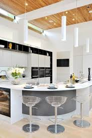 Curved Island Kitchen Designs Best 20 Contemporary Kitchen Counters Ideas On Pinterest