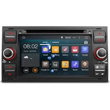ford transit mk7 android 5 1 head unit radio stereo bt wifi dab