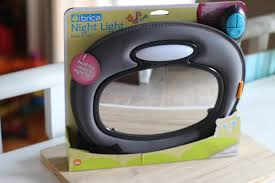 baby car mirror with light review brica night light musical in sight mirror mommy