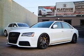 Montana platinum executive travel images French montana 39 s white audi a4 with gray rims cars and jpg