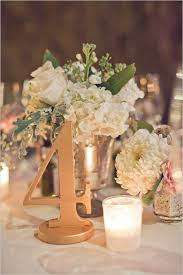 Wedding Table Numbers Ideas Gorgeous Wedding Table Number Ideas Modwedding