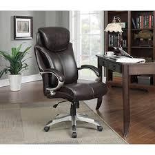 La Z Boy Austin Top by La Z Boy Executive Leather Office Chair