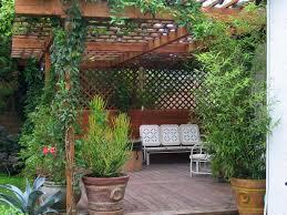 Build A Garden Trellis Backyard Pergola Diy Home Outdoor Decoration