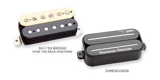 new seymour duncan dimebucker u0026 59 dimebag pickup set humbuckers