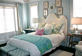 girls bedroom modern blue teenage bedroom decoration using