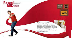 red colour of dulux colours and you catalogues