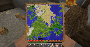 Map Of Where I Am Fun Seed Great Mountains Flat Areas For Building Lots Of Ores