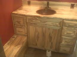 beetle kill pine bathroom vanity and bench by tommy k at coroflot com
