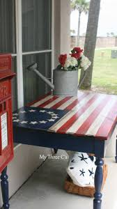 Military Home Decorations by Best 25 Patriotic Decorations Ideas On Pinterest Fourth Of July