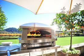 kalamazoo outdoor gourmet artisan fire pizza oven u2013 robb report