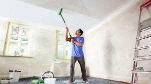 pitturare soffitto come pitturare il soffitto idee green