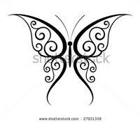 tribal butterfly tattoos designs simple butterfly tattoo