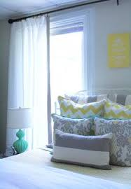 Home Decor Yellow And Gray Yellow U0026grey See Notice The Effect Of Yellow Curtains On Gray