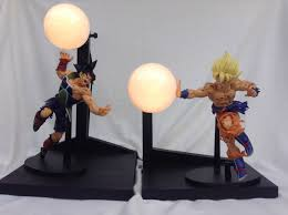 these dragon ball z lamps are probably the coolest lamps you could