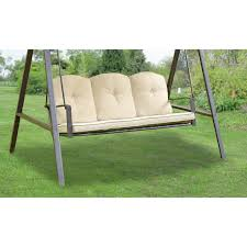 Courtyard Creations Patio Furniture Replacement Cushions by Replacement Swing Canopies For Home Depot Swings Garden Winds