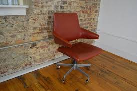 Midcentury Desk Chair Labofa Mid Century Modern Danish Desk Chair Galaxiemodern