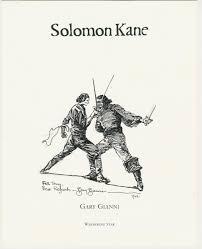 solomon kane gary gianni in tony altomare u0027s solomon kane comic