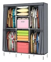 diy storage ideas for clothes wardrobe storage ideas amazon com wardrobe storage closet clothes