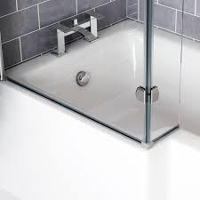 ebay baths cintinel com left right hand l shaped shower bath 1500 1600 1700 1800 shower