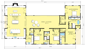 u shaped ranch house plans contemporary decoration u shaped ranch house plans new inside out