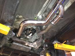 porsche 944 exhaust system rennsportkcfabspeed motorsports porsche 944 exhaust install kansas
