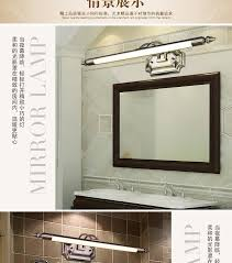 Bathroom Mirrors With Led Lights by Online Get Cheap Antique Bathroom Mirror Aliexpress Com Alibaba