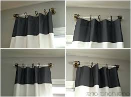 Curtain Rods Either Side Window Curtain Rods Curtain Rods Curtain Rods On