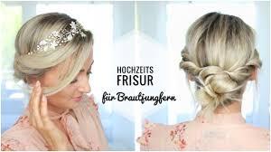 Hochsteckfrisurenen In 5 Minuten by Hochzeitswoche 5 Hochsteckfrisur Brautjungfern Olesjaswelt