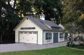 attic car garages for 2 cars buy direct from pa
