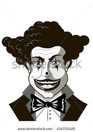 vintage clown face stock images royalty free images u0026 vectors
