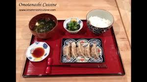 cours de cuisine japonaise lyon atelier cuisine japonaise avec yuki darmon à lyon gyoza chez in