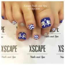 nail art stupendous dallas cowboys nail art designs pictures