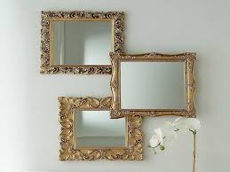 Download Decorative Gold Mirrors Gencongresscom - Home decorative mirrors