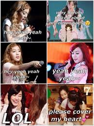 Snsd Funny Memes - snsd taeyeon instagram 0224 video meme snsd funny pinterest