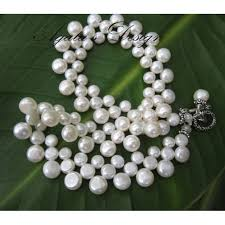 choker necklace with pearls images White freshwater button pearls necklace choker jpg