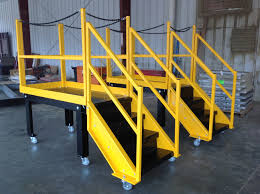 stair systems panel built