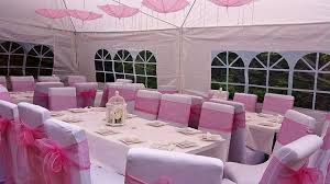 baby shower chair covers our set up for a baby shower in the garden open marquee with