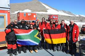 Antarctic Flag Inspections In The Antarctic Umweltbundesamt