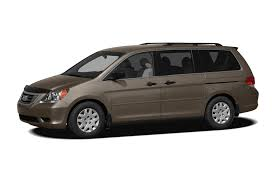 2008 honda odyssey new car test drive