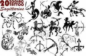 zodiac sagittarius designs tattooshunt com