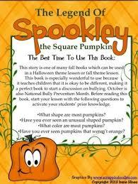 168 best halloween kindergarten images on pinterest halloween