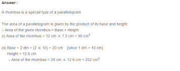 mensuration rs aggarwal class 7 maths solutions exercise 20c