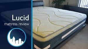 Lucid 3 In Twin Xl Lucid Mattress Review 16