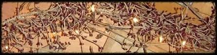 lighted berry garland especially for you home decor