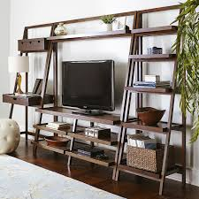 morgan tuscan brown tall shelf pier 1 imports