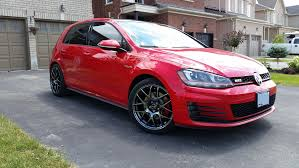 volkswagen gti custom vwvortex com gti mkvii wheel thread