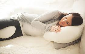 best sleeping position during pregnancy pillows for life