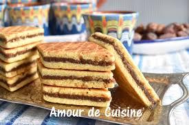 amour de cuisine de soulef bradj losanges de semoule aux dattes amour de cuisine