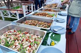 bos cuisine ทานอาหารบ ฟเฟ ต พร อมก บบรรยากาศด ด ต ดร seafood