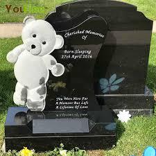 baby headstones for black granite baby child headstones for children buy baby child
